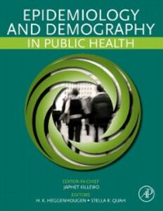 Ebook in inglese Epidemiology and Demography in Public Health