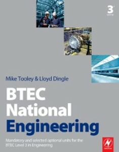 Foto Cover di BTEC National Engineering, Ebook inglese di Lloyd Dingle,Mike Tooley, edito da Elsevier Science