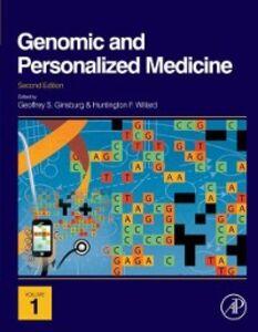 Foto Cover di Genomic and Personalized Medicine, Ebook inglese di  edito da Elsevier Science