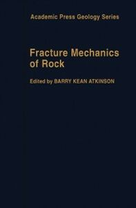 Ebook in inglese Fracture Mechanics of Rock Atkinso, tkinson