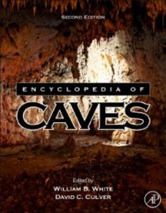 Ebook in inglese Encyclopedia of Caves -, -