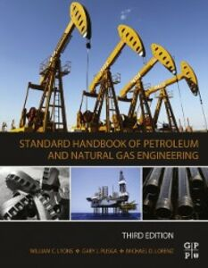 Foto Cover di Standard Handbook of Petroleum and Natural Gas Engineering, Ebook inglese di  edito da Elsevier Science