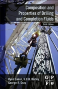 Ebook in inglese Composition and Properties of Drilling and Completion Fluids Caenn, Ryen , Darley, HCH , Gray, George R.