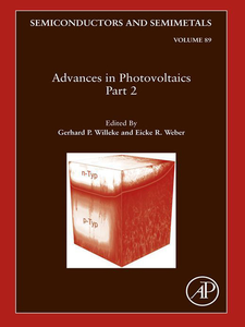 Ebook in inglese Advances in Photovoltaics, Part 2 -, -