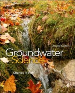 Ebook in inglese Groundwater Science Fitts, Charles R.