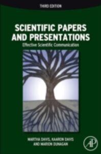 Foto Cover di Scientific Papers and Presentations, Ebook inglese di AA.VV edito da Elsevier Science
