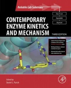 Foto Cover di Contemporary Enzyme Kinetics and Mechanism, 3rd Edition, Ebook inglese di  edito da Elsevier Science