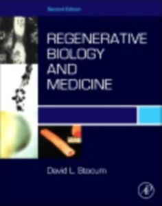 Ebook in inglese Regenerative Biology and Medicine Stocum, David L.