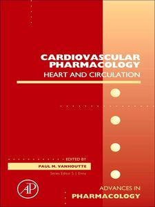 Foto Cover di Cardiovascular Pharmacology, Ebook inglese di  edito da Elsevier Science