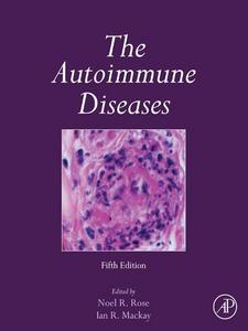 Ebook in inglese The Autoimmune Diseases -, -