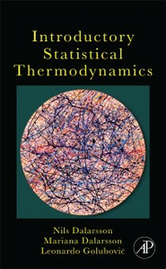 Ebook in inglese Introductory Statistical Thermodynamics Dalarsson, Mariana , Dalarsson, Nils , Golubovic, Leonardo