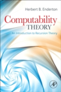 Ebook in inglese Computability Theory Enderton, Herbert B.