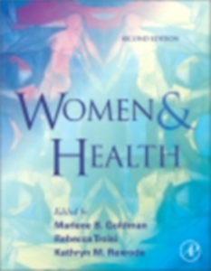 Ebook in inglese Women and Health -, -