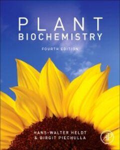Ebook in inglese Plant Biochemistry Heldt, Hans-Walter , Piechulla, Birgit