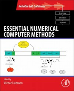 Ebook in inglese Essential Numerical Computer Methods -, -