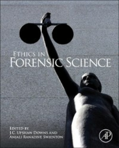 Ebook in inglese Ethics in Forensic Science -, -