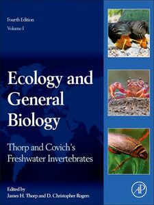 Ebook in inglese Thorp and Covich's Freshwater Invertebrates