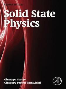Ebook in inglese Solid State Physics Grosso, Giuseppe , Parravicini, Giuseppe Pastori