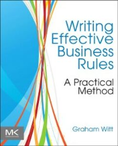 Ebook in inglese Writing Effective Business Rules Witt, Graham