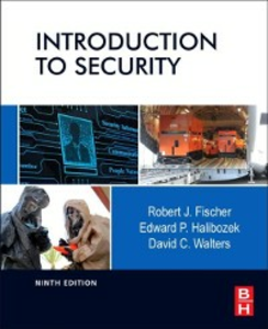 Ebook in inglese Introduction to Security Fischer, Robert , Halibozek, Edward , Walters, David
