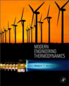 Ebook in inglese Modern Engineering Thermodynamics - Textbook with Tables Booklet Balmer, Robert T.