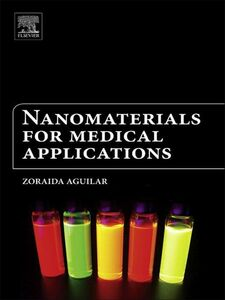 Ebook in inglese Nanomaterials for Medical Applications Aguilar, Zoraida