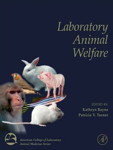 Ebook in inglese Laboratory Animal Welfare -, -