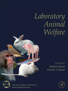 Ebook in inglese Laboratory Animal Welfare -, -