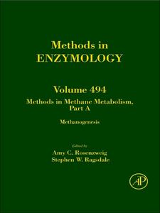 Ebook in inglese Methods in Methane Metabolism, Part A -, -