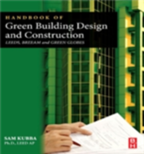 Ebook in inglese Handbook of Green Building Design and Construction Kubba, Sam
