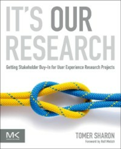 Ebook in inglese It's Our Research Sharon, Tomer