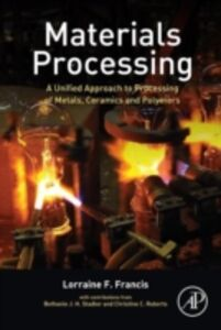 Ebook in inglese Materials Processing Francis, Lorraine F.