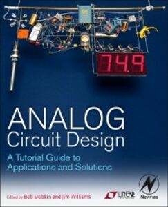 Foto Cover di Analog Circuit Design, Ebook inglese di  edito da Elsevier Science
