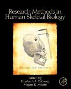 Foto Cover di Research Methods in Human Skeletal Biology, Ebook inglese di  edito da Elsevier Science