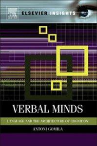 Foto Cover di Verbal Minds, Ebook inglese di Toni Gomila, edito da Elsevier Science