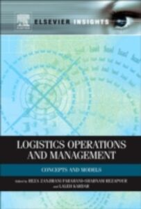 Ebook in inglese Logistics Operations and Management