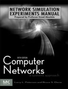 Foto Cover di Network Simulation Experiments Manual, Ebook inglese di Emad Aboelela, edito da Elsevier Science