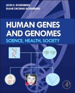 Ebook in inglese Human Genes and Genomes Rosenberg, Diane Drobnis , Rosenberg, Leon E.