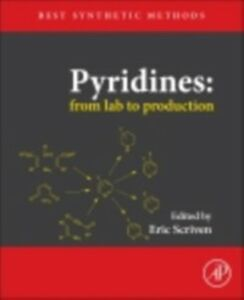 Ebook in inglese Pyridines: from lab to production -, -