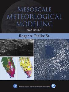 Ebook in inglese Mesoscale Meteorological Modeling Pielke Sr, Roger A