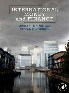 Ebook in inglese International Money and Finance Melvin, Michael