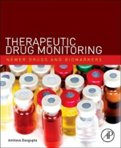 Ebook in inglese Therapeutic Drug Monitoring -, -