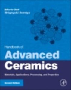 Ebook in inglese Handbook of Advanced Ceramics -, -