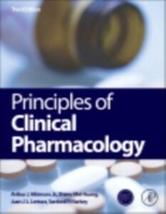 Ebook in inglese Principles of Clinical Pharmacology -, -