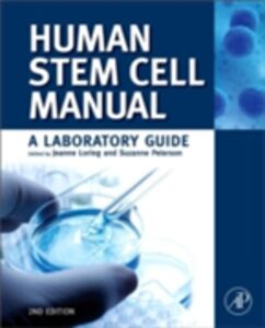 Ebook in inglese Human Stem Cell Manual -, -
