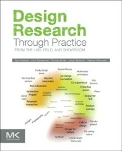 Ebook in inglese Design Research Through Practice Binder, Thomas , Koskinen, Ilpo , Redstrom, Johan , Wensveen, Stephan