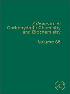 Ebook in inglese Advances in Carbohydrate Chemistry and Biochemistry