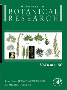 Ebook in inglese Advances in Botanical Research