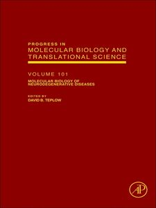 Foto Cover di Molecular Biology of Neurodegenerative Diseases, Ebook inglese di  edito da Elsevier Science