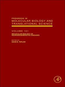 Ebook in inglese Molecular Biology of Neurodegenerative Diseases -, -